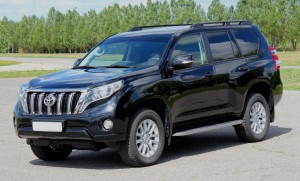 Рейлинги Toyota Land Cruiser Prado 150