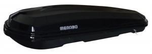 Автобокс Menabo Diamond 500 (черный глянец)